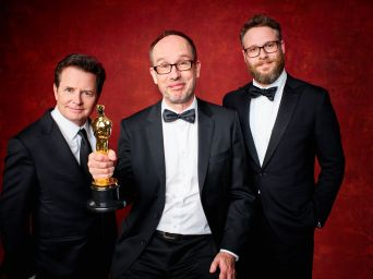 michael-j-fox-and-seth-rogen-with-john-gilbert